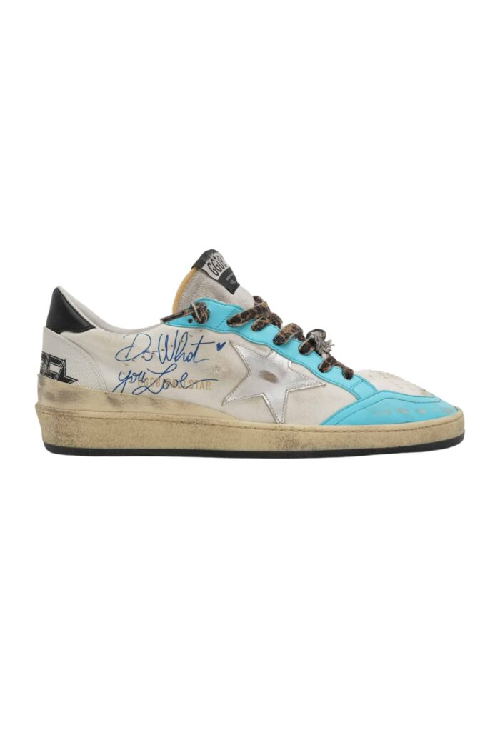 SNEAKERS GG TURQUOISE