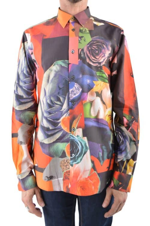 PS CHEMISE ROSES