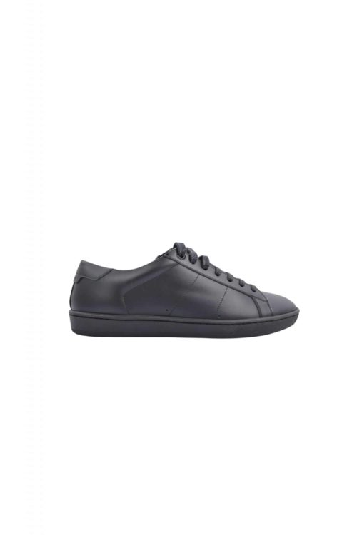 sneakers cuir noir