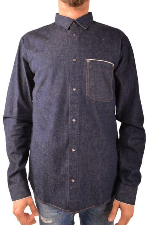 chemise dior denim