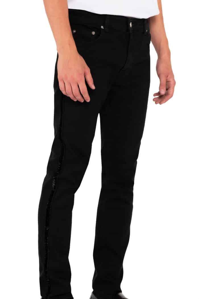 jeans FULL BLK
