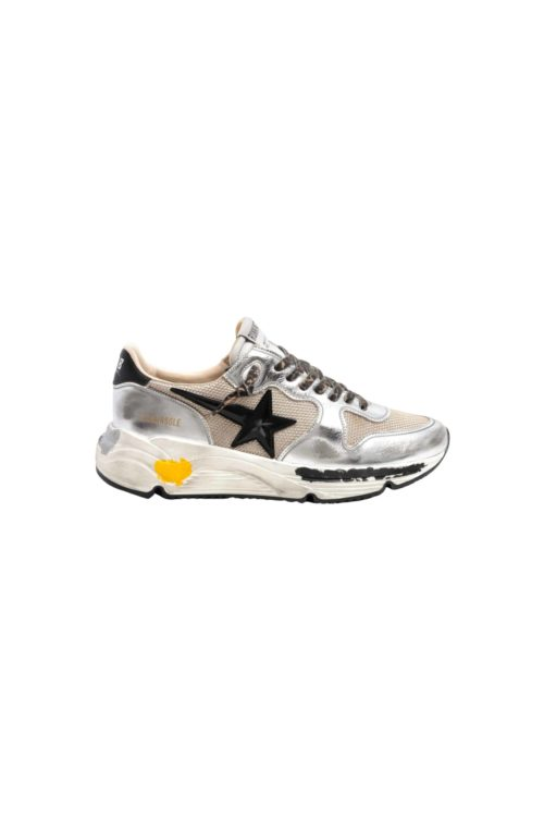 running sole beige argent