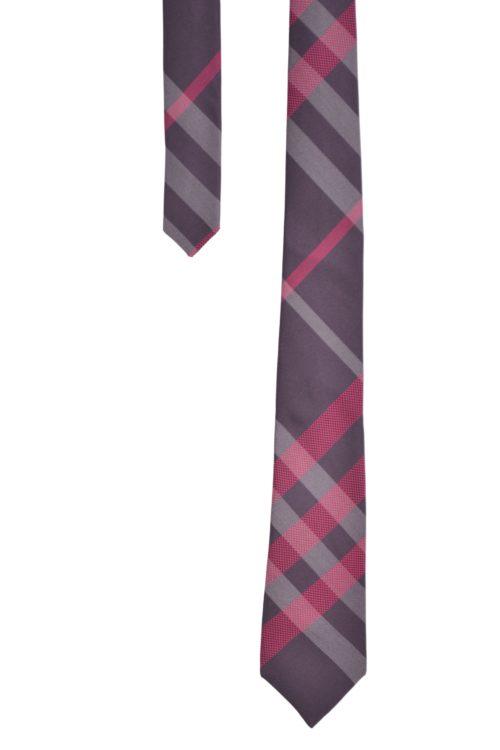 cravate burb bordeaux