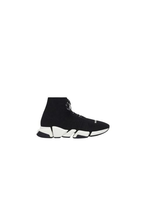 speed noir lacets